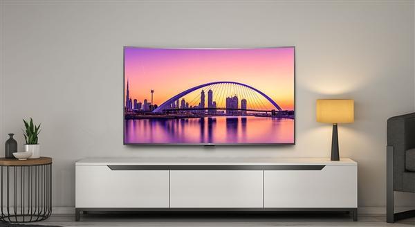 小米电视4S曲面电视发布:55寸4K、3299元