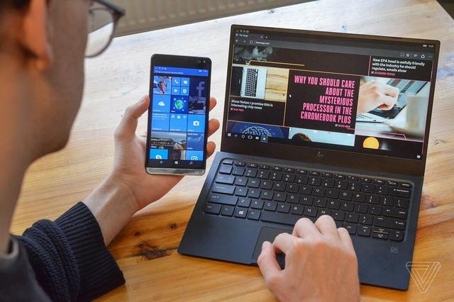 微软不服软?要把手机做成电脑,最后只能喝喝