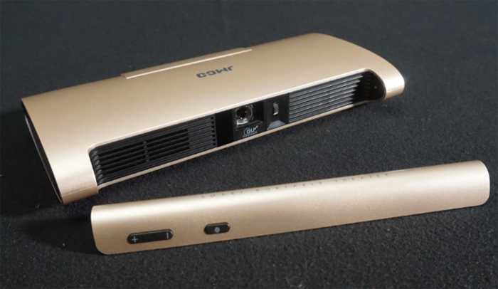手机的好搭档 坚果明智M6带来时尚投影新玩法