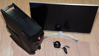 电竞主机好帮手:Datacolor Spyder5 红蜘蛛5代 屏幕校色仪 校色LG 27UD68 液晶显示器