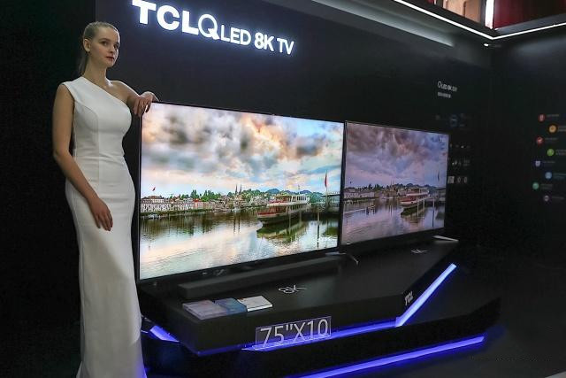 TCL2019春季发布会新品图赏:5款电视个个都有来头
