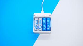 镍氢充电电池新选择—NICE 耐时 充电电池 评测