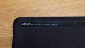 投影机只是一个起点,雅马哈 YAS --106 回音壁使用感受