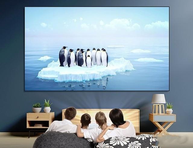 不到万元的4K百吋屏 大家都用它取代液晶电视