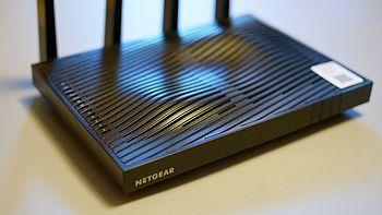 NETGEAR 美国网件 R8500 无线路由器 入手体验