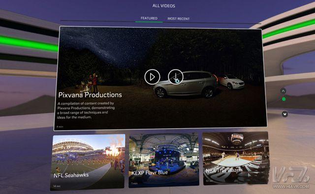 VR视频云服务商Pixvana完成1400万美元A轮融资