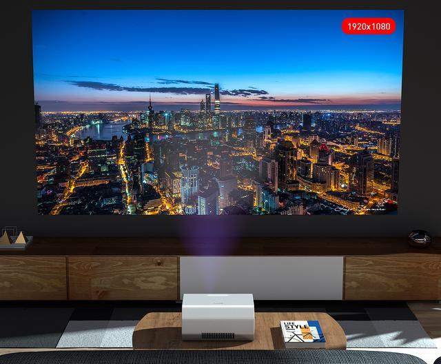 """金属100寸""""电视""""却无屏,语音识别+DTS+1080P,微鲸M1测评"""