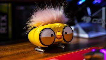 桌面小精灵:Otic WOOHOO小贱鸡蓝牙音箱