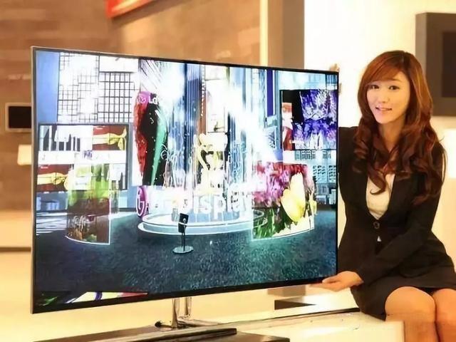 三星2019年开始试生产QD-OLED电视机