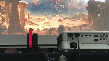 小户型也要有大屏幕—8K搞定全高清家庭娱乐中心