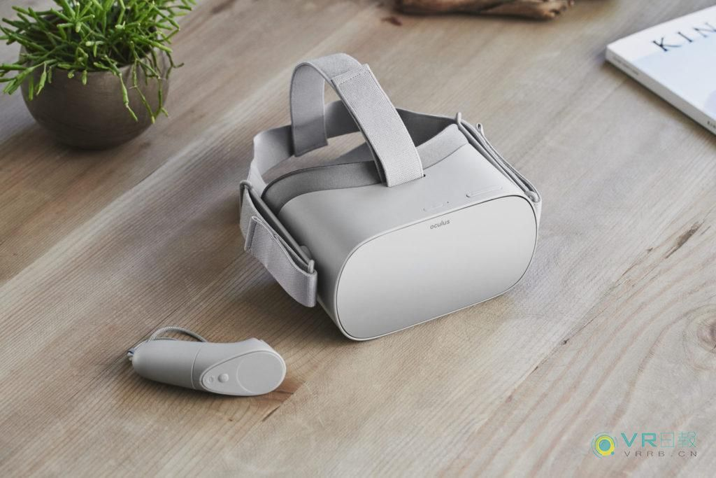 GDC 2018:Oculus展示Oculus Go VR一体机