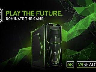 VR Ready是标配 英伟达推出高端游戏PC