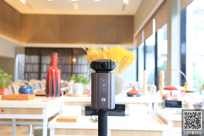 大幅降低VR内容生产成本 得图重新定义专业级全景相机
