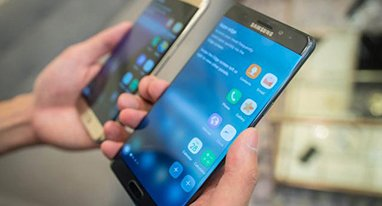 三星将召回中国大陆销售的超19万台Note 7