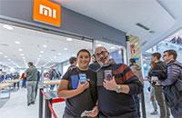 小米手机风迷西班牙 线上畅销手机小米前十占七