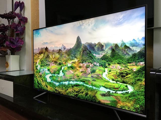 纤薄机身+无边全面屏+电视最强音,海信HZ55E5A堪称性能屠夫