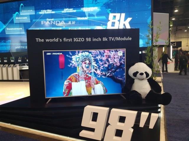OLED对决量子点 熊猫倚靠IGZO站上风口