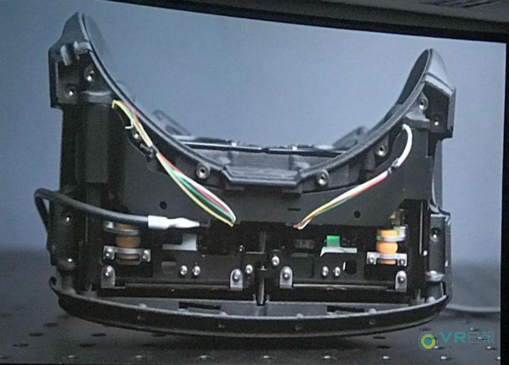 Oculus研发Half Dome原型机揭示致力于开发高性能VR头显