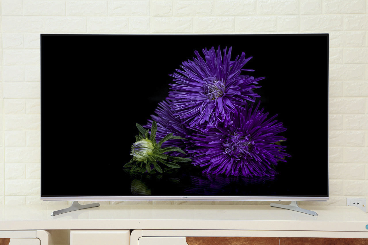 满足用户各类需求 酷开K6S全面屏电视