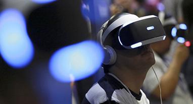 索尼PS VR今年销量或完胜 价格便宜是硬道理