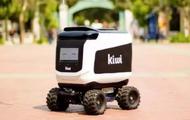 美校园一台送餐机器人起火 厂商调查原因:人为失误