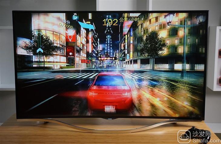 长虹55Q2C电视推荐,不同的玩法体验。