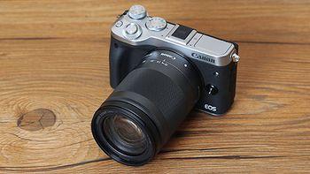 佳能EOS M6相机入手体验