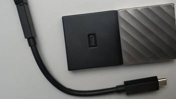 My Passport SSD 简单测试&移动存储和SSD的一点购买建议