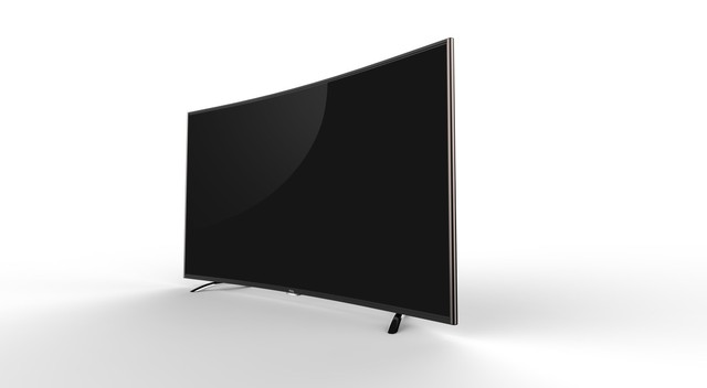 TCLH8800曲面电视测评,资源丰富画面出众