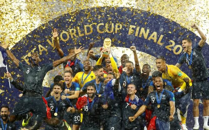 法国勇夺冠 创维酷开电视带你high翻世界杯