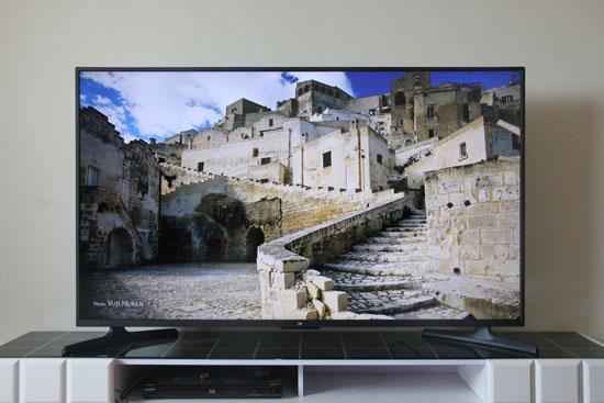 小米L65M5-AZ智能电视极大提升了消费者的观影体验感受。
