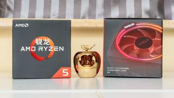 茶茶的PC硬件评测 篇十七:RYZEN补完计划?AMD R7 2700X&R5 2600X测试报告