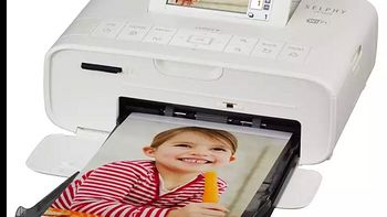Canon 佳能 cp-1300 照片打印机 开箱
