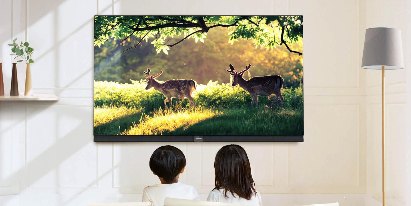 搭载自研变色龙AI芯片和小维语音助手,创维A9S智能电视评测
