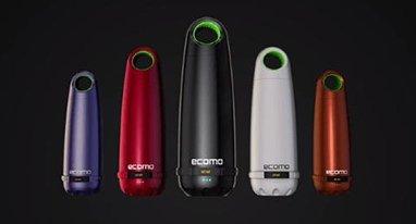 自带水质检测仪的智能水瓶 让你喝上放心水