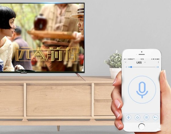 2999元要啥自行车?65吋4K智能电视康佳KKTV U65
