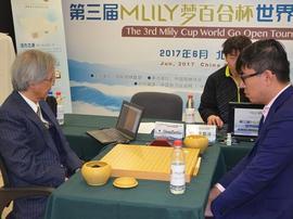 战斗力不及AlphaGo,日本围棋AI被中国六段棋手淘汰