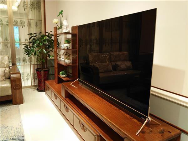 OLED大屏顶级旗舰: 全球首款AR电视创维65S9D评测