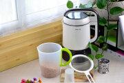 【第267期】喝豆浆还是免滤的好,智能破壁心体验!