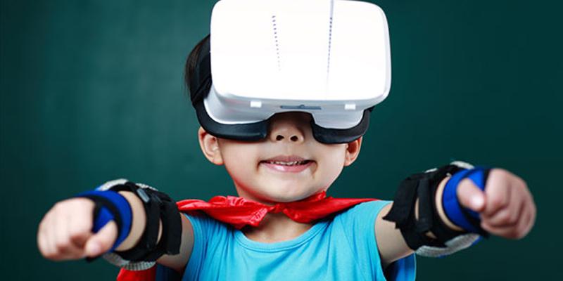 幼儿园虐童频出 VR或许能助他们成为更好的教师或家长