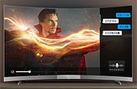 TCL曲面超薄4K电视怎么样?55A950C值得买