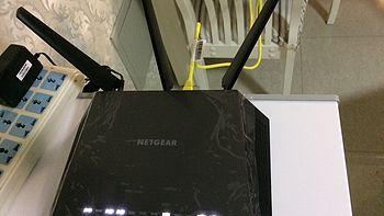 我与 NETGEAR 美国网件 R7000 AC1900M 无线路由器 经历的漫漫长夜