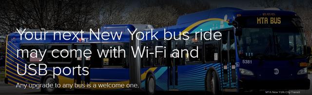 人家的公交车都是什么样?USB充电和WiFi全覆盖