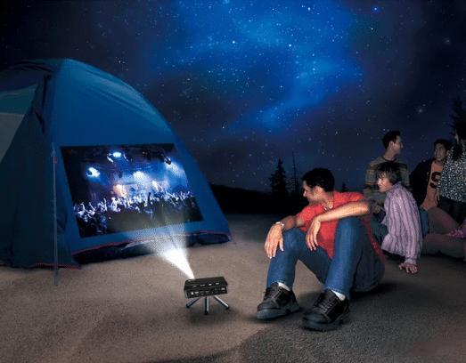 口袋里的电影院,便携智能投影仪到底值不值得买?
