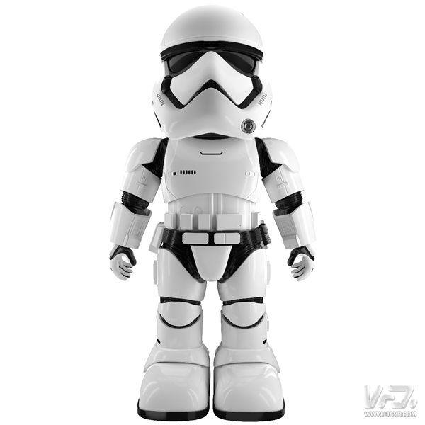 主打AR功能,迪士尼与优必选牵手共推星球大战机器人