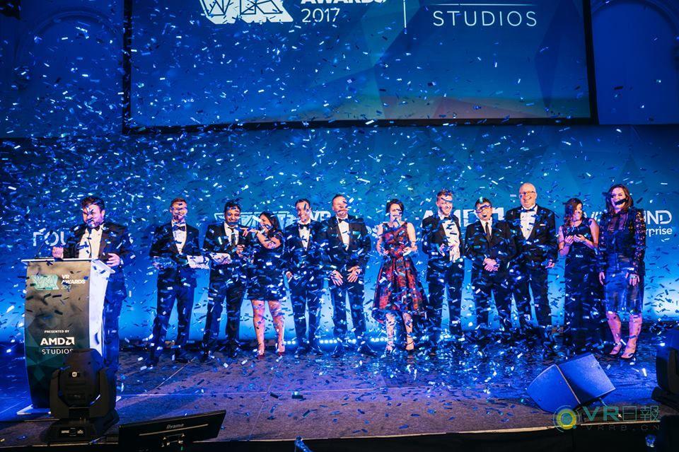 VR Bound宣布将于2018 VR Awards正式开始 提名现已公开