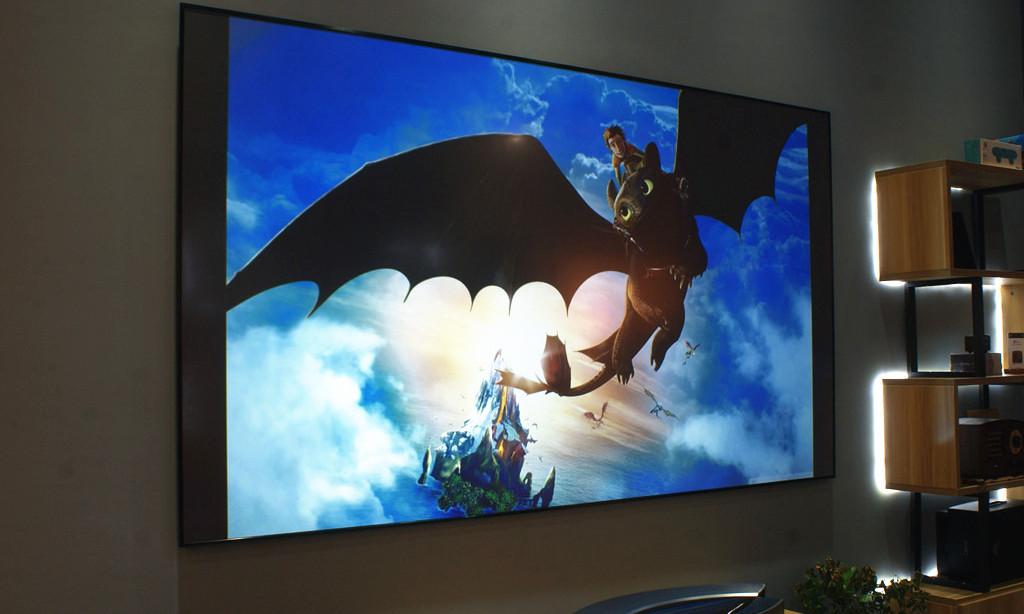 颠覆液晶,让客厅升级电影院——坚果S1激光电视体验