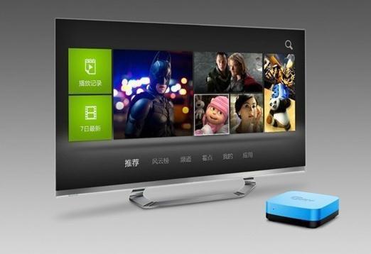 爱奇艺瞄准客厅经济,联合NVIDIA推出家庭娱乐终端
