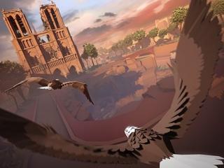 育碧《化鹰》正式登陆PSVR 并支持中文版