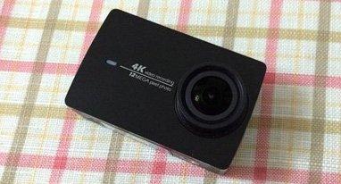 小蚁4K运动相机体验 各方面功能总差了那么一小点